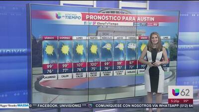 Fin de semana caluroso en Austin