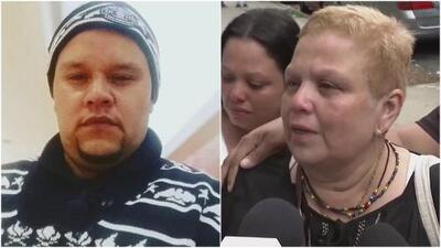 """""""Un carro me lo mató"""": El clamor de la madre de un hispano que murió arrollado por un conductor que se dio a la fuga"""
