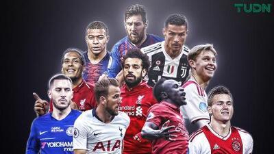 Hazard acompaña a Messi y CR7 entre los candidatos a Mejor Jugador