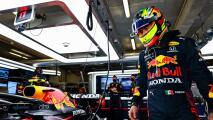 Checo Pérez espera lograr su primer podio con Red Bull en Barcelona