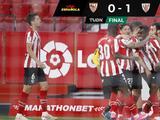 El Sevilla no puede con Athletic de Bilbao en casa y prácticamente se despide del título