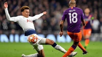 Alarmas en el Tottenham: Dele Alli se habría fracturado la mano en el duelo de Champions