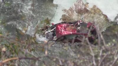 Alarma en las autoridades por fatales accidentes registrados en una carretera cercana a Convict Flat, en Fresno