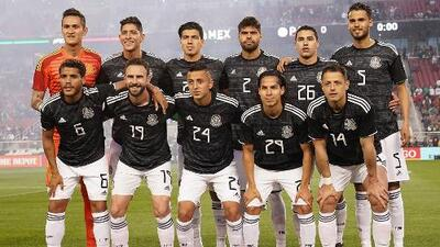 México sostendrá amistoso en septiembre en Estados Unidos