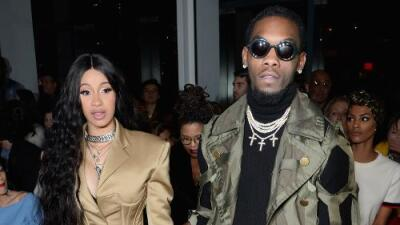 Cardi B defends Offset following release from jail