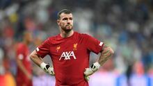 ¿Quién es el portero que reemplazará a Adrián en el Liverpool?