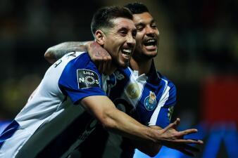 En fotos: Héctor Herrera marcó de nuevo y el Porto vuelve a ganar