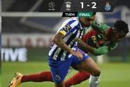 Porto logra triunfo agónico sobre Marítimo y ya es segundo