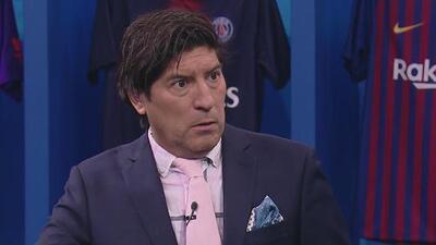 "'Bam Bam' Zamorano se la jugó: ""Sarri será el próximo técnico de Juventus"""
