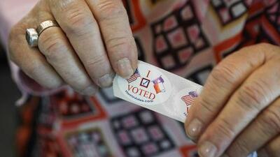 Así se viven las elecciones de medio término en Houston
