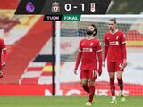¡En caída libre! Liverpool volvió a perder ante el colero Fulham