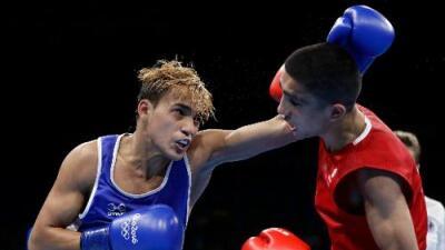 El boxeador venezolano Yoel Finol superó al Muhammad Ali británico y se metió a cuartos de final
