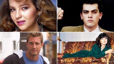 Así se veían los actores en sus primeros protagónicos en telenovela