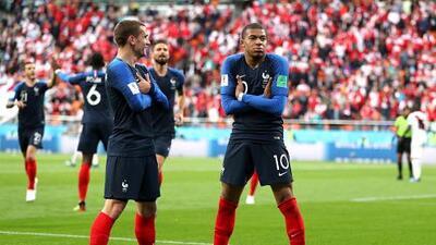 Francia: Tras marca de 1998 con el título de la Copa del Mundo