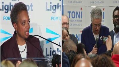 Da inicio la votación temprana para la segunda vuelta de las elecciones en Chicago