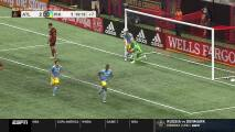 Philadelphia Union logra el empate con posiblemente el mejor gol del año en la MLS