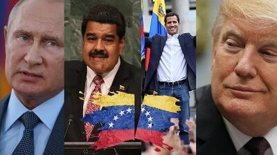 """""""Tratar de colocar otro presidente [en Venezuela] es aumentar la polarización"""": Tinker Salas"""
