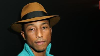 "Pharrell Williams Releases New Music That You're ""Cravin"" For"