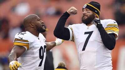 Pittsburgh está en playoffs a lo Steelers, con milagro incluído
