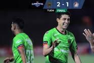 Juárez gana y hunde al Atlético de San Luis en el cociente