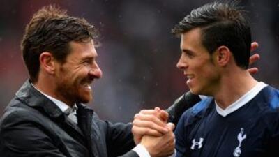 """Villas-Boas anuncia que Bale puede fichar """"muy pronto"""" por el Real Madrid"""