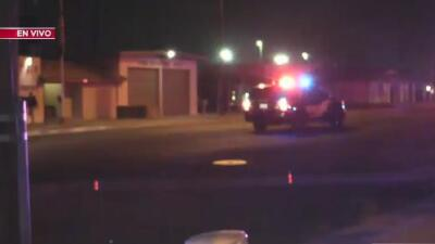 Reportan un tiroteo en la ciudad de Guadalupe que dejó un muerto y un herido