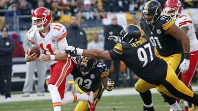 Steelers 20-12 Chiefs: Pittsburgh se mete a Playoffs gracias a poderosa defensiva