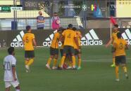 ¡Grave error! Malagón falla en la atajada y Australia marca el 1-2