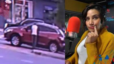 Argelia promete no volver a pitar mientras este conduciendo