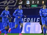 El KRC Genk deja escapar el triunfo ante el Standard Lieja