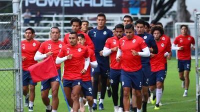 Chivas jugará amistoso contra Pachuca el jueves en San Antonio