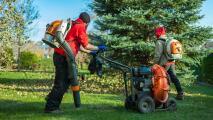 Cómo asegurar las herramientas de jardinería y construcción para no caer víctima de robo