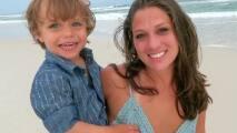 """""""Es un milagro"""": Fue apuñalada con cinco meses de embarazo y logró salvar su vida y la de su bebé"""
