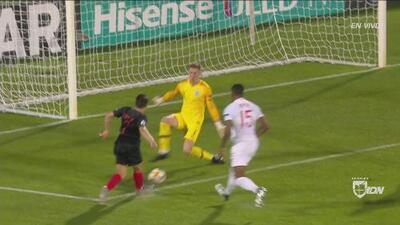 ¡El que faltaba! Un gol de 'túnel' y Croacia pone el 3-3 ante Inglaterra