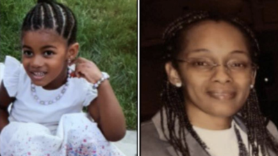 Mujer que habría secuestrado a su hija de tres años después de disparar al padre de la niña, se entrega a la policía