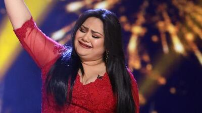Sandra Padilla es la ganadora de La Reina de la Canción