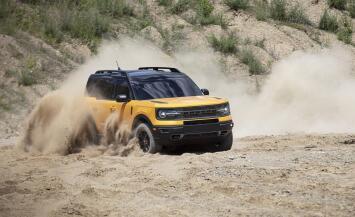 Así luce la Ford Bronco Sport 2021, la alternativa más convencional de la todoterreno