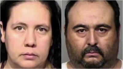 Arrestan en Phoenix, Arizona, a una pareja acusada de forzar a un jornalero a participar en una fantasía sexual