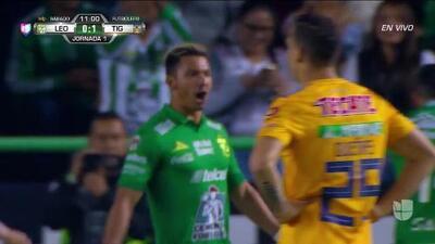 ¡GOOOL! Walter González anota para León