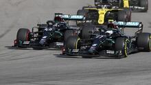 Valtteri Bottas evita que Hamilton iguale a Schumacher en el GP de Rusia