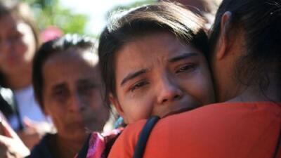 Inocente: liberan a Imelda Cortez, la joven abusada por su padrastro que estaba presa acusada de querer matar a su bebé