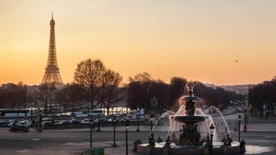 París está instalando bebederos de agua gasificada en sus calles