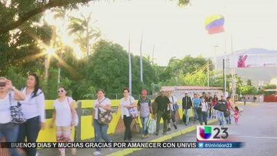 Así se vivió la reapertura de la frontera entre Colombia y Venezuela
