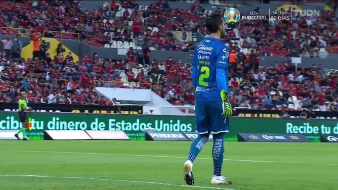 Resumen del partido Atlas vs Puebla