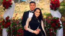 A ritmo de mariachi, Victoria 'La Mala' se casó con Eriq Patinio después de 7 años de noviazgo