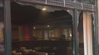 Incendio en un restaurante del centro de Chicago no deja heridos