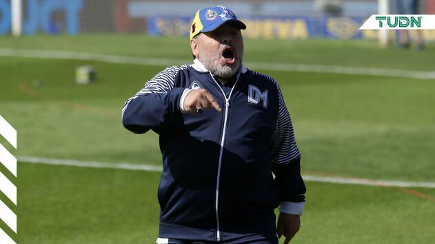 """Maradona dice estar """"muy sano"""" y que donará su dinero al morir"""