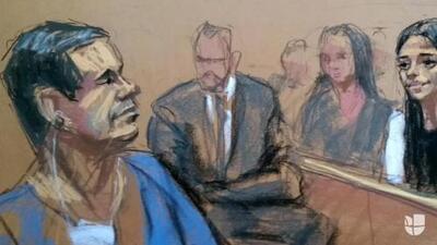 Caen más de 125 socios de 'El Chapo' Guzmán en una investigación federal originada en California