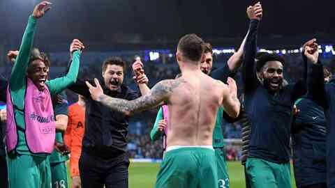 ¡Enloqueció Pochettino! Así fue la reacción del argentino tras el pitazo final