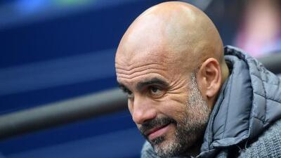 """Guardiola y el cuádruple: """"Estar vivo en estas etapas de todas la competiciones ya es un milagro"""""""